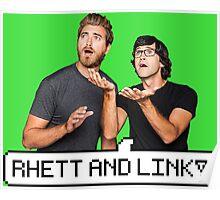 Rhett and Link! Poster
