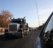 Big Trucks... by EvaMarie Cannon