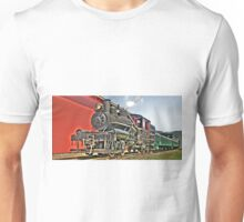 Little steam engine Unisex T-Shirt