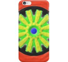Cool trendy pattern iPhone Case/Skin