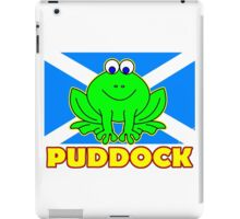 PUDDOCK iPad Case/Skin