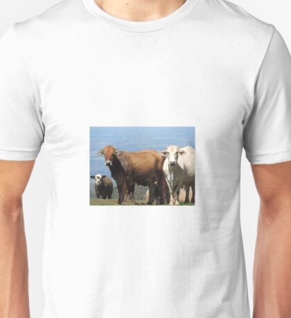 Cattle Unisex T-Shirt