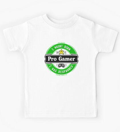 Pro Gamer Kids Tee