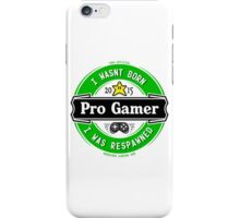 Pro Gamer iPhone Case/Skin