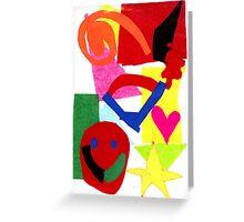 Fun, Fun, Fun  ( By Dante Dicandia ) Greeting Card