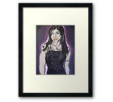Izzy Framed Print