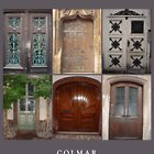 Doors in Colmar, France by Jaee Pathak