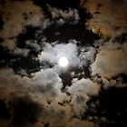 Full Moon by indeannajones