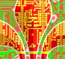 Tech Junkie Sticker