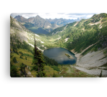 A Reason to Hike Canvas Print
