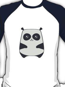 The cute panda T-Shirt
