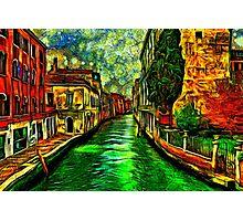 Venice Canals Fine Art Print Photographic Print