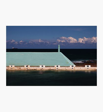 The Deep End Photographic Print