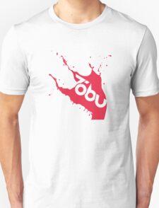 Tobu - Red Splash T-Shirt