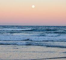 Rising moon by Booba123