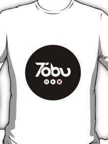 Tobu Play Circle - Black T-Shirt
