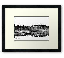 Waters Edge Framed Print