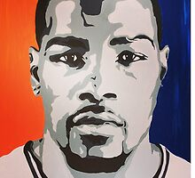 Kevin Durant  by NikkiMarshall