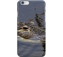 Dragon And Gator iPhone Case/Skin
