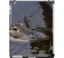 Dragon And Gator iPad Case/Skin