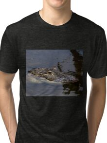 Dragon And Gator Tri-blend T-Shirt