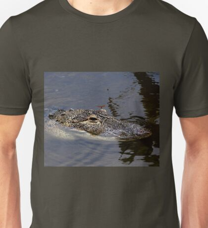 Dragon And Gator Unisex T-Shirt