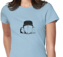 VW Beetle Shirt - PUDDIN Womens Fitted T-Shirt