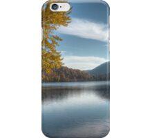 New River Autumn iPhone Case/Skin