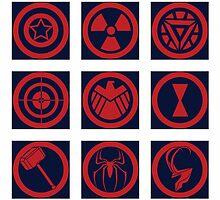 Avengers by Alexandria1996