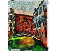 Beautiful Venice Italy Fine Art Print iPad Case/Skin