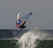 Windsurfer #1 by Noel Elliot