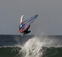 Windsurfer #1 by Noel Elliot