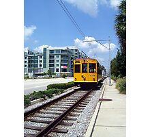 Ybor City Trolley  Photographic Print