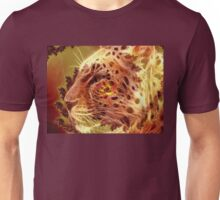Golden Leopard Unisex T-Shirt