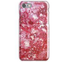 Raspberry Ripple iPhone Case/Skin