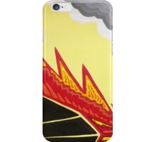 Hillside Fire iPhone Case/Skin