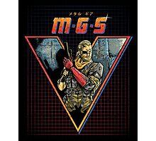 MGS V Photographic Print