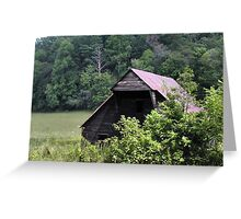 """""""ABANDONED, NOT FORGOTTEN""""... prints and products Greeting Card"""