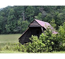 """""""ABANDONED, NOT FORGOTTEN""""... prints and products Photographic Print"""