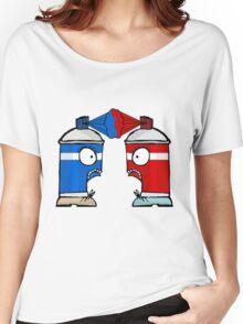 Spraycan War Women's Relaxed Fit T-Shirt