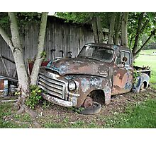 """""""Old Clunker""""... prints and products Photographic Print"""