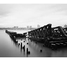 riverside remains Photographic Print