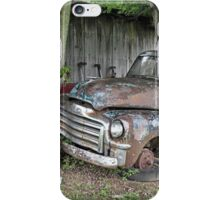 """Old Clunker""... prints and products iPhone Case/Skin"