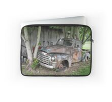 """Old Clunker""... prints and products Laptop Sleeve"