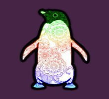Penguin - Henna Rainbow Tattoo T-Shirt
