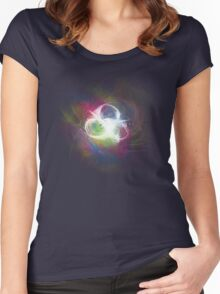 The Creative Spark Women's Fitted Scoop T-Shirt