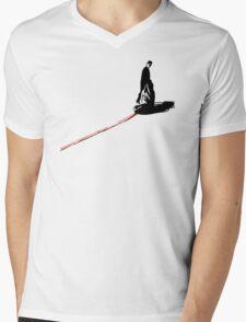 Bateman Mens V-Neck T-Shirt