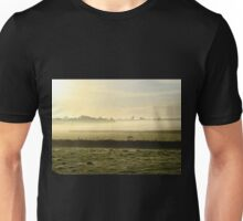 Early morning fog Unisex T-Shirt