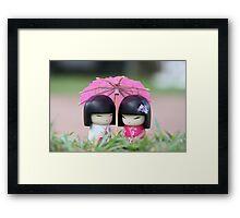 China doll friends #2 Framed Print