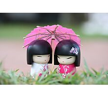 China doll friends #2 Photographic Print